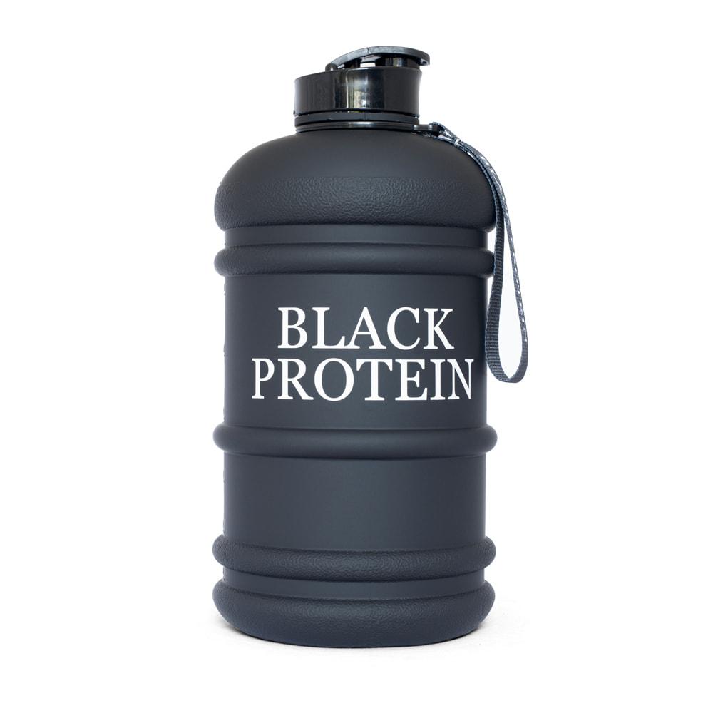 Shaker Black Protein Big Bottle