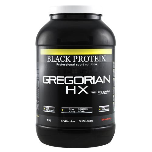 Black Protein Gregorian Hx / Gainer
