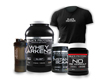 Whey protéine Pack Black Training