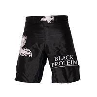 Shorts Short Black Protein Coqbatay Black Protein - Fitnessboutique