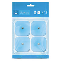 Electrostimulation Bluetens Pack de 12 électrodes S