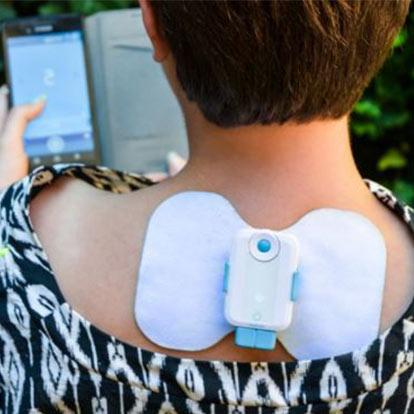 Bluetens Pack 3 Electrodes Papillon