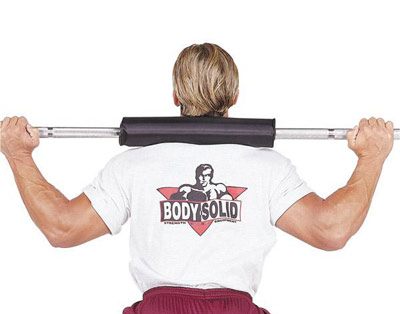 Musculation Bodysolid Bar Pad