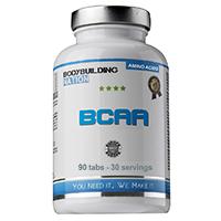 Acides aminés BODYBUILDING NATION BCAA