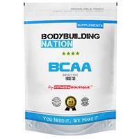 Acides aminés BODYBUILDING NATION BCAA Poudre