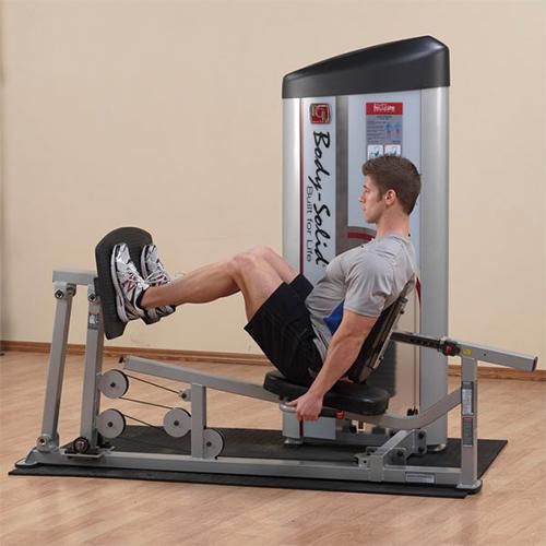 Bodysolid Club Line Leg Press Calf Raise 140 kg