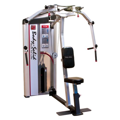 Bodysolid Club Line Pec Fly Rear Delts 75 kg