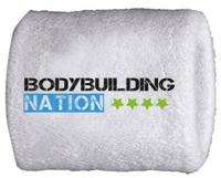 Shaker BodyBuilding Nation Bracelet Eponge Bodybuilding Nation