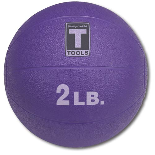 Détails Bodysolid Medecine ball