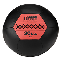 Circuit Training Wall BAll 9 KG Bodysolid - Fitnessboutique
