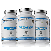 Créatines - Kre AlKalyn BodyBuilding Nation Trio Creatine Monohydrate