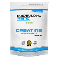 Créatines - Kre AlKalyn BODYBUILDING NATION Creatine Monohydrate