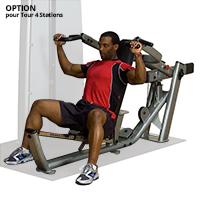 Poste Pectoraux et Épaules Option Extension Pro Dual Multi Press