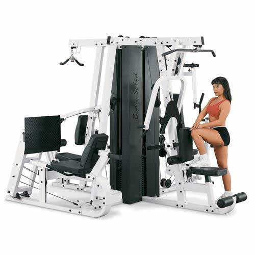 Bodysolid Press Multy Gym Body EXM40005