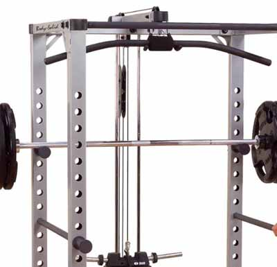 Bodysolid Extension Rack GPR378