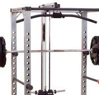 Poste Pectoraux et Épaules Bodysolid Extension Rack GPR378
