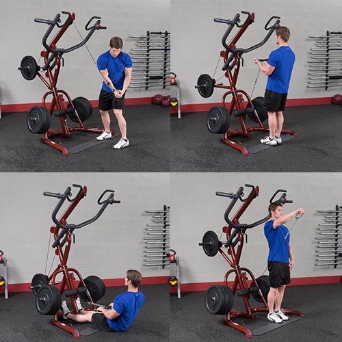 banc de musculation ultra compact