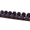 Support et Rack de Rangement OPTION 3EME ETAGE DU GDR60 Bodysolid - Fitnessboutique
