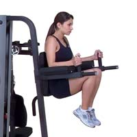 Appareil de musculation Bodysolid Option Station VKR