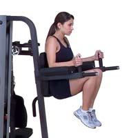 Appareil de musculation BODYSOLID Option Station VKR