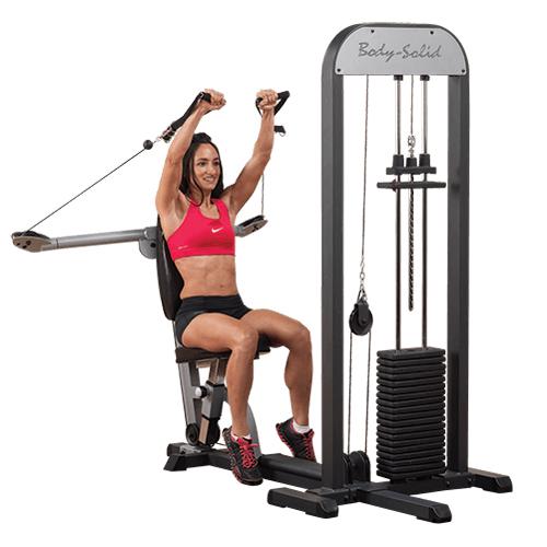 Bodysolid Press Pec Deck 95 kg Stack