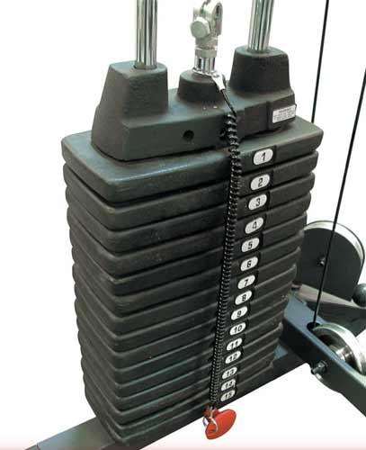 Bodysolid Cage à squat GPR378
