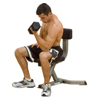 Banc de musculation BODYSOLID Utility Stool
