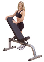 Banc de musculation BODYSOLID Banc incliné