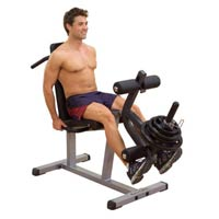 Poste cuisses et mollets Bodysolid Leg Curl / Extension