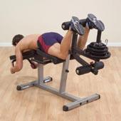 Détails Bodysolid Leg Curl / Extension
