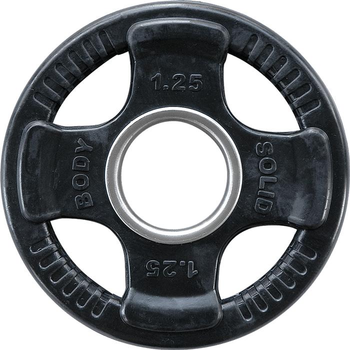 Olympique - Diamètre 51mm Bodysolid Disque olympique caoutchouc