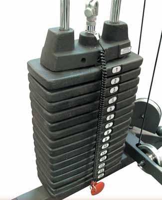 support de rangement bodysolid option 90 5kg de poids. Black Bedroom Furniture Sets. Home Design Ideas