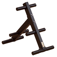 Support de rangement Bodysolid Olympic EZ-Load Weight Tree