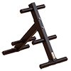 Support et Rack de Rangement Olympic EZ-Load Weight Tree Bodysolid - Fitnessboutique