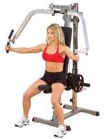 Poste pectoraux et épaules BODYSOLID Pec Machine