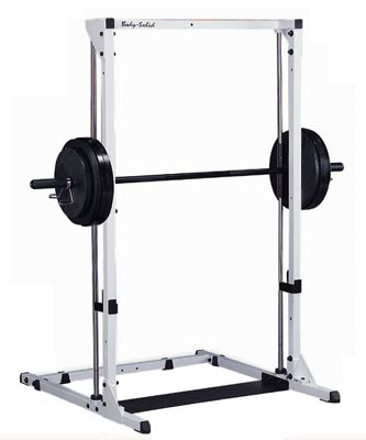 Bodysolid Power center base et guidage