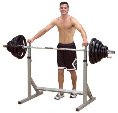 Powerline Rack à Squat