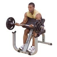 Poste Biceps et Triceps Bodysolid Pupitre à Biceps