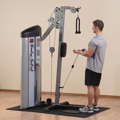Bodysolid Club Line Biceps Triceps 75 kg