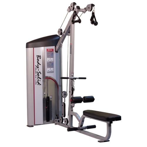 Bodysolid Club Line Lat Pull Row 75 kg