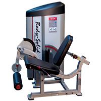 Poste cuisses et mollets Bodysolid Club Line Leg Extension 75 kg