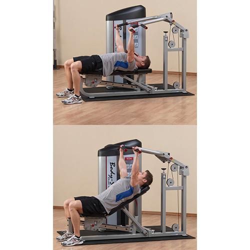 Bodysolid Club Line Multi Press 140 kg