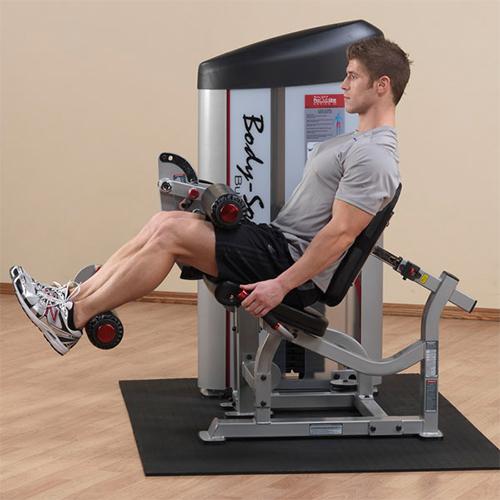 Bodysolid Club Line Seated Leg Curl 75 kg