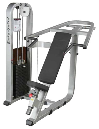 Bodysolid Club Line Presse Inclinée Pro