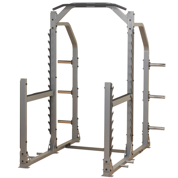 Bodysolid Club Line Cage à squat Multi-Fonctions