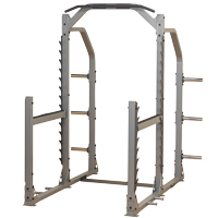 Cage à squat BODYSOLID CLUB LINE Cage à squat Multi-Fonctions