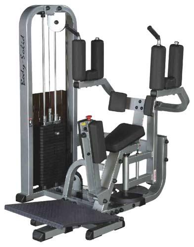 Appareil de musculation Bodysolid Club Line Rotary Torso Machine
