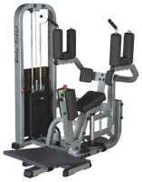 Appareil de musculation Rotary Torso Machine Bodysolid Club Line - Fitnessboutique