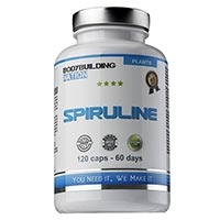 Endurance BODYBUILDING NATION Spiruline