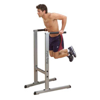 Postes isolés Bodysolid Station à dips Reconditionné